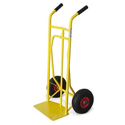 Carrello standard con ruote pneumatiche