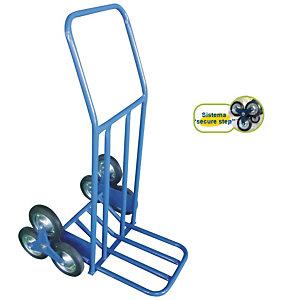 Carretilla triple rueda