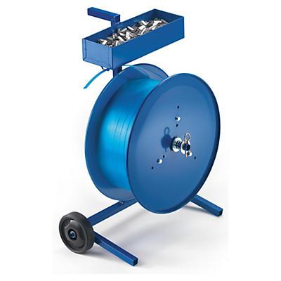 Carro móvel para fita de cintar polipropileno