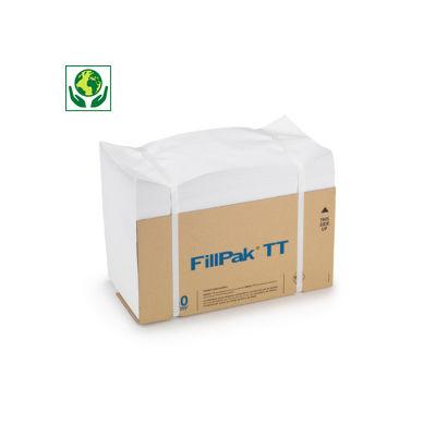Carta bianca per sistema di riempimento FILLPAK TT