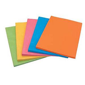 Carta da pacchi - Colori pastello assortiti - 70 x 100 cm - Conf 50 fg. (confezione 50 fogli)