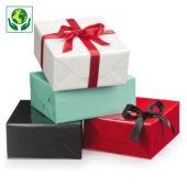 Carta da regalo patinata in rotolo