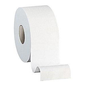 Carta igienica riciclata - 400 m - Conf. 6 rotoli (confezione 6 rotoli)