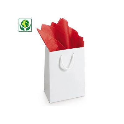 Carta velina rossa