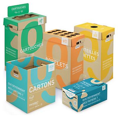 Carton de recyclage RECYGO