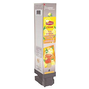 Cartouche boisson chaude Fisapac, Thé citron Lipton