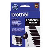 Cartouche Brother CL1000BK noir pour imprimantes jet d'encre