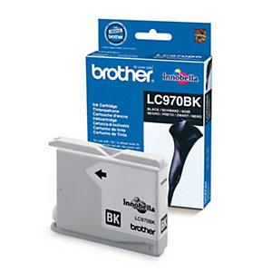 Cartouche Brother LC970BK noir pour imprimantes jet d'encre