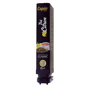 Cartouche Cupéo Box pour machine Jede, Thé Citron