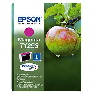 Cartouche Epson T1293 magenta pour imprimantes jet d'encre