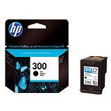 Cartouche HP 300 noir pour imprimantes jet d'encre