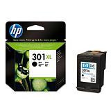 Cartouche HP 301 XL noir pour imprimantes jet d'encre