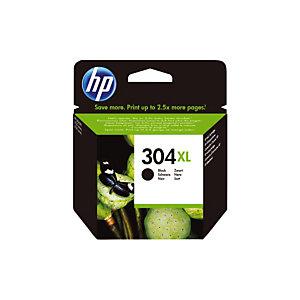 Cartouche HP 304XL noir pour imprimantes jet d'encre