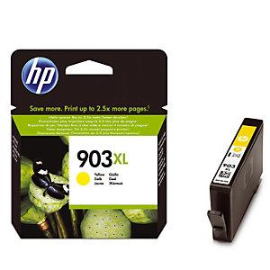 Cartouche HP 903 XL jaune pour imprimantes jet d'encre