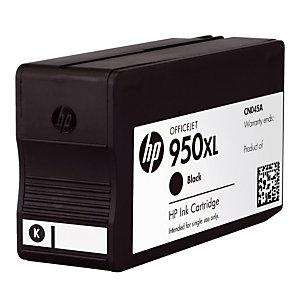 Cartouche HP 950 XL noir pour imprimantes jet d'encre