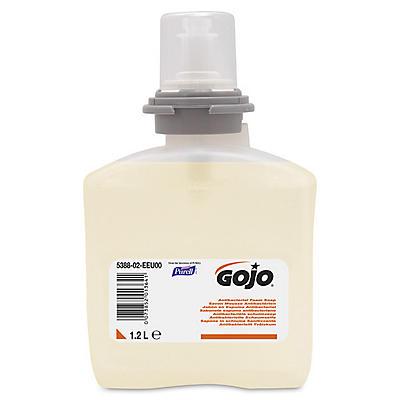 Cartouche savon antibactérien GOJO pour distributeur automatique TFX