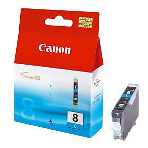 Cartridge Canon CLI 8C cyaan voor inkjet printers