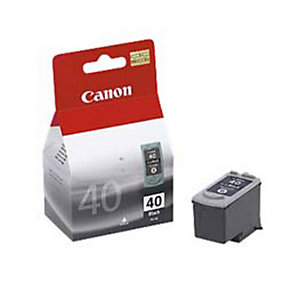 Cartridge Canon PG-40 zwart voor inkjet printers