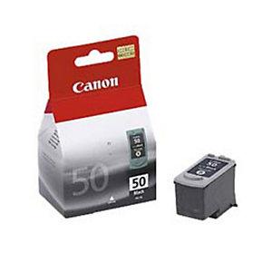 Cartridge Canon PG 50 zwart voor inkjet printers