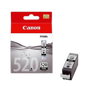 Cartridge Canon PGI 520 zwart foto voor inkjet printers