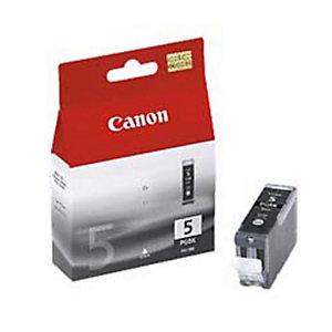 Cartridge Canon PGI-BK zwart voor inkjet printers