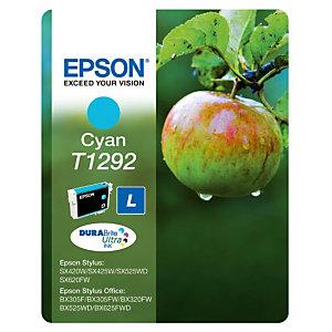Cartridge Epson T1292 cyaan voor inkjet printers