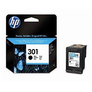 Cartridge HP 301 zwart voor inkjetprinters