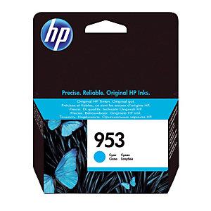 Cartridge HP 953 cyaan voor inkjetprinters