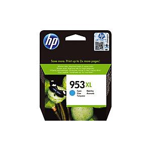 Cartridge HP 953 XL cyaan voor inkjet printers