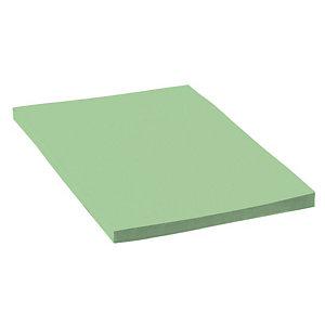 Cartulina de colores 500 x 650 mm 180 gr verde 25 hojas