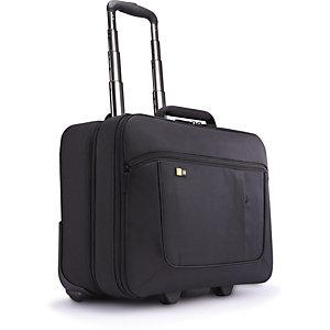 """Case Logic ANR-317, Maleta con ruedas  para ordenador portátil de 17,3"""", negro"""