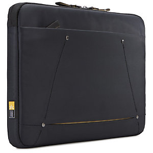 Case Logic Deco Housse d'ordinateur portable 14'' ou 14.1'' - Noir