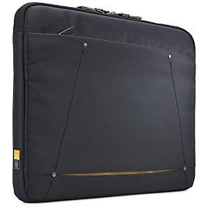Case Logic Deco Housse d'ordinateur portable 15,6'' - Noir