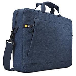 """Case Logic Huxton mallette pour ordinateur portable et tablette 14"""", polyester, Bleu"""
