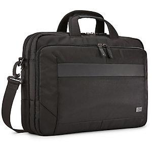 """Case Logic Notion NOTIA-116 Black, Malette, 39,6 cm (15.6""""), Sangle épaule, 700 g 3204198"""