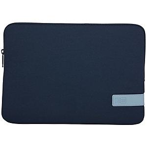 Case Logic Reflect - Funda para portátiles de hasta 15,6 pulgadas, azul oscuro