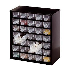 Casier de rangement métallique 35 tiroirs