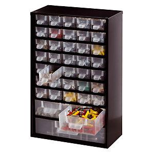 Casier de rangement métallique 38 tiroirs