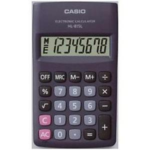 Casio, Calcolatrici, Hl-815l, HL-815L