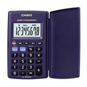 Casio, Calcolatrici, Hl-820ver, HL-820VER
