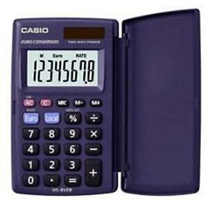 Casio, Calcolatrici, Hs-8ver, HS-8VER