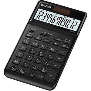 Casio Calculatrice de bureau,JW-200SC-BK, noir