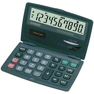 Casio Calculatrice de poche  SL-210TE - 10 chiffres
