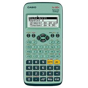 Casio Calculatrice scientifique FX92+ spéciale Collège