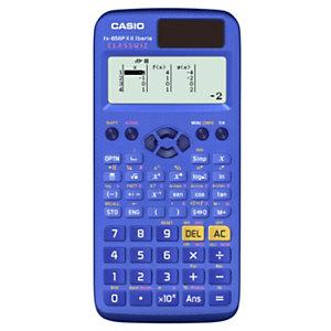 Casio FX-85SPXII Calculadora científica solar, azul