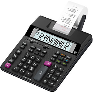 Casio HR-200RCE Calculadora impresora de escritorio