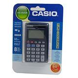 Casio HS-8VER-S Calculadora de bolsillo