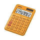 Casio MS-20UC Calculadora de escritorio, naranja