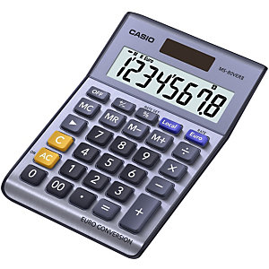 Casio MS-80VER calculadora de escritorio