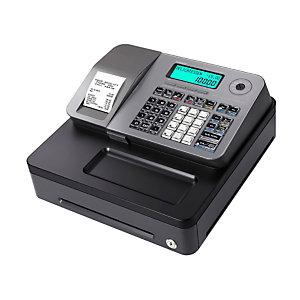 Casio SE-S100 Caja registradora plata cajón pequeño